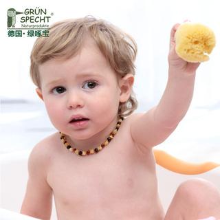 Браслеты,  Импорт из германии зеленый клевать сокровище ребенок ребенок из зуб использование день рождения полнолуние подарок аксессуары природный янтарь ожерелье, цена 6308 руб