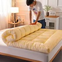 Thickened mattresses tatami single person double person 1.5m1.8mx2.0m mattresses household upholstery student dormitory bedding