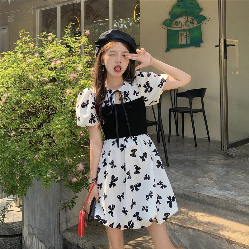 【可可里小姐】夏季爆款连衣裙初恋裙