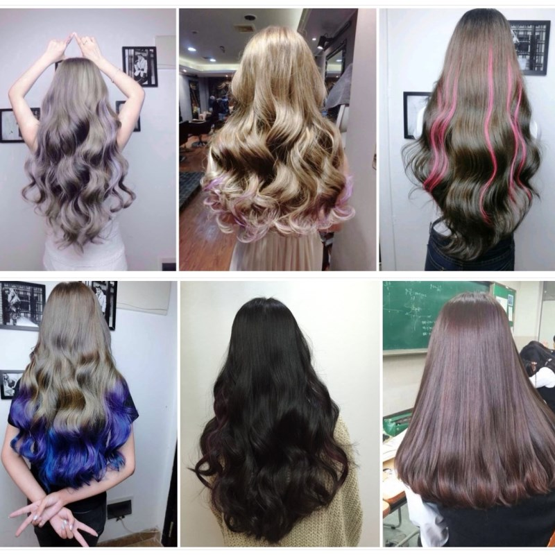 Hair Extension Piece No Trace Hair Extension Nano Invisible Wig