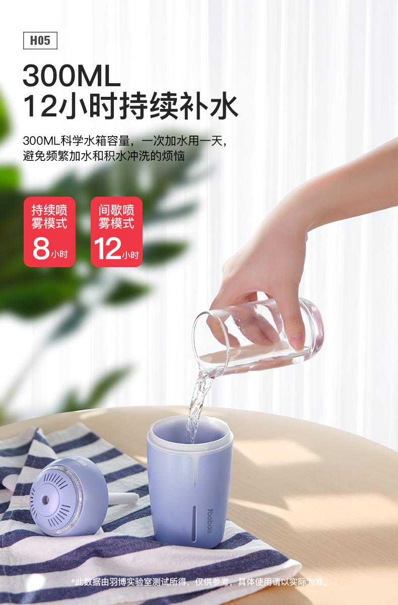 YOOBAO 羽博
