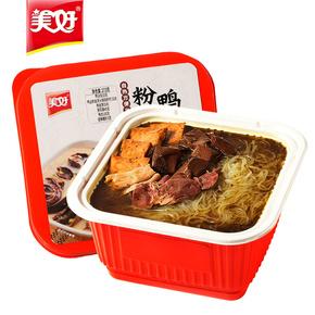 【美好】鸭血粉丝汤自热小火锅273g
