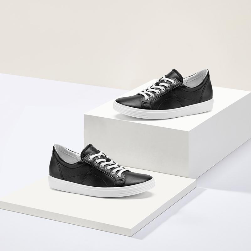 ECCO 爱步 柔酷系列 女式休闲板鞋 ¥374.74