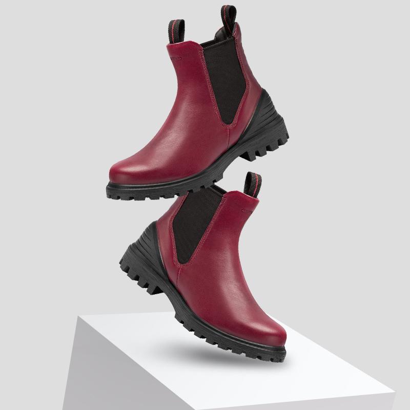ECCO 爱步 20年款 TredTray趣闯系列 女式切尔西短靴 4.3折$95.64 海淘转运到手约¥715