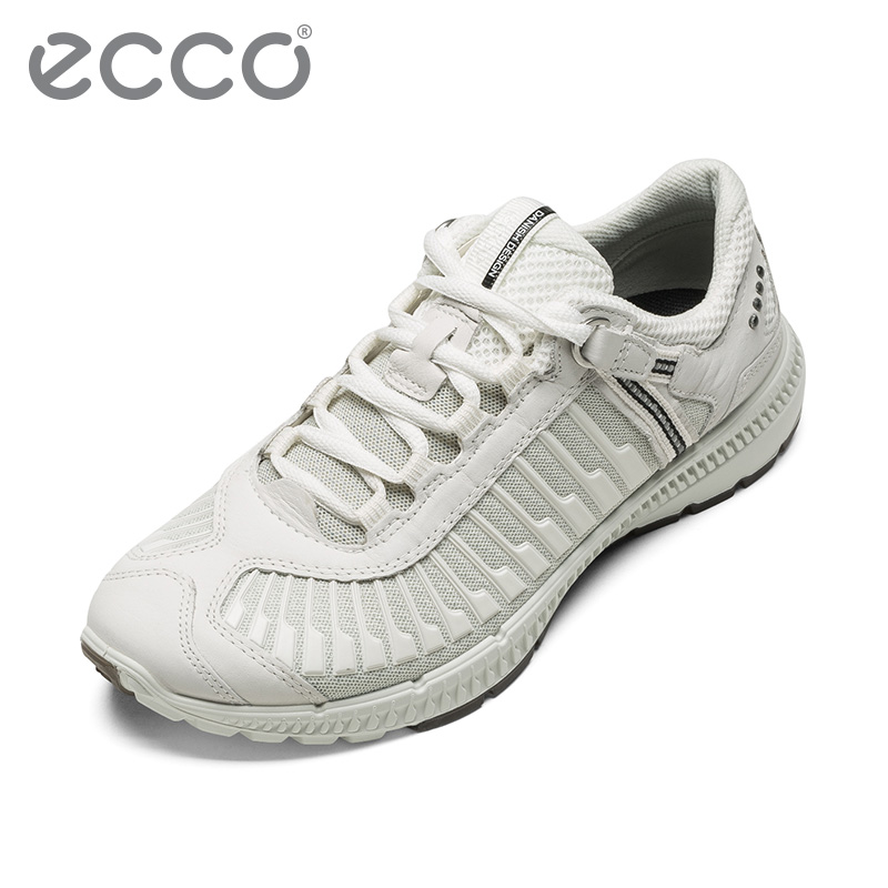 ECCO Love step lace breathable running shoes non-slip sports shoes ... fd06e90b6