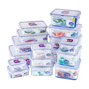 乐扣乐扣耐热可微波炉加热食品保鲜盒