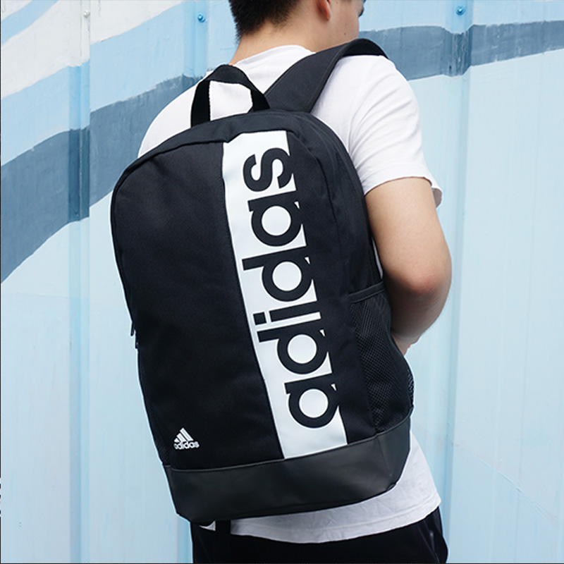 c4e2a38ecc ... Adidas neo backpack 2018 spring new men and women travel bag student bag  sports backpack S99967 ...