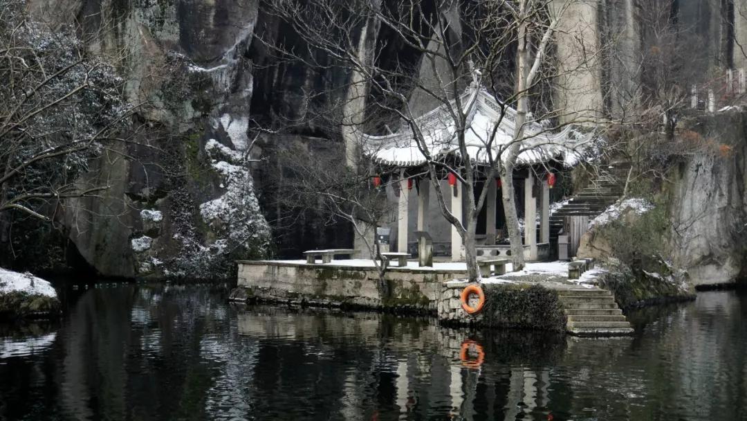 喜提2020第一场雪!雪后的江南美爆了101
