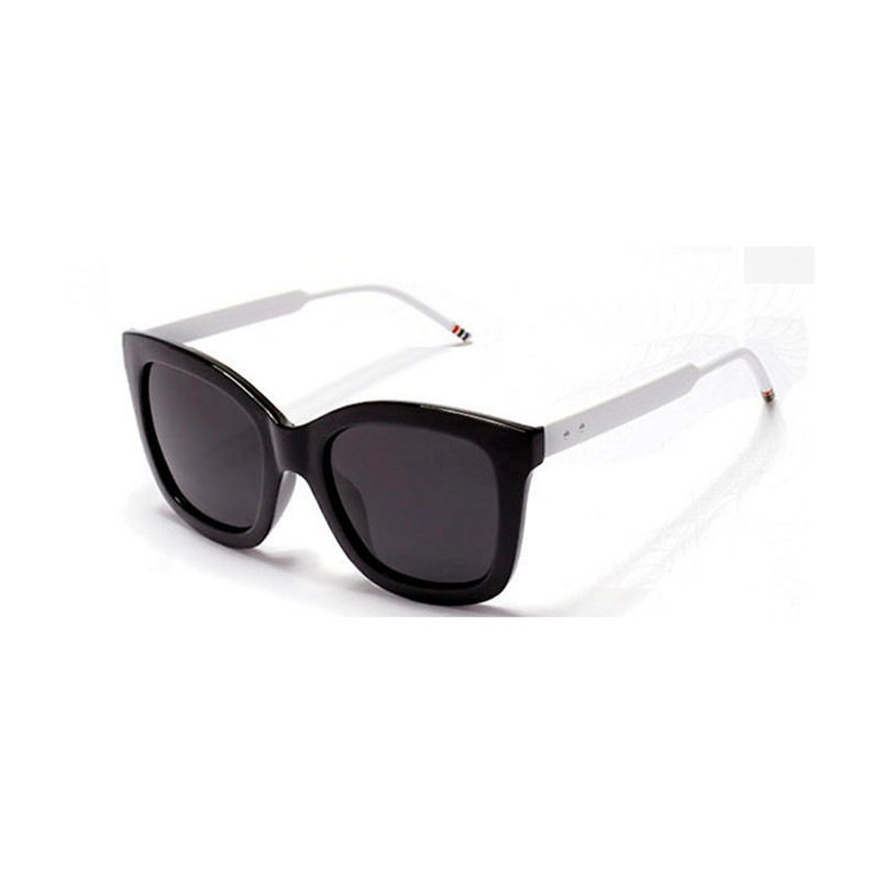 USD 9.08] BIGBANG GD right Zhilong sunglasses with white frames ...