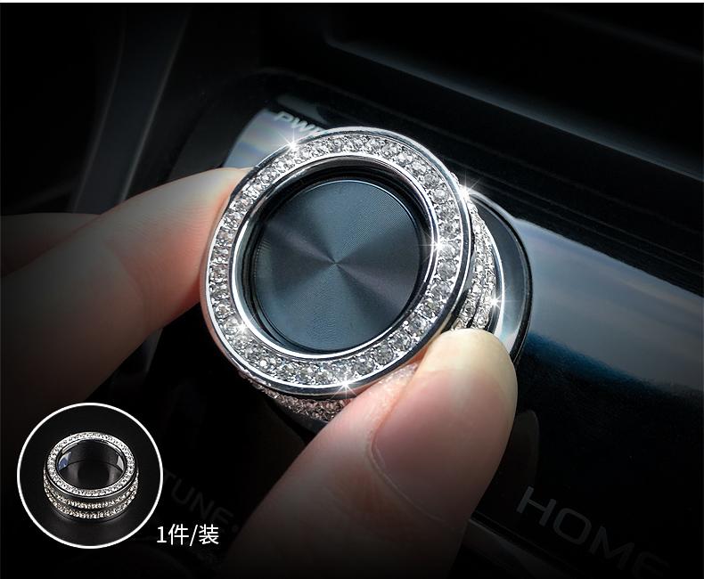 Bộ ốp đính đá trang trí nội thất Toyota Camry 2019 - 2020 - ảnh 8