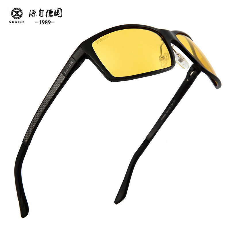 1a8af7c622 Germany SOXICK soxick night vision glasses driving Special polarized anti-car  lights high light driver mirror night