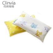 纯棉儿童枕头30*50cm(枕芯+枕套)