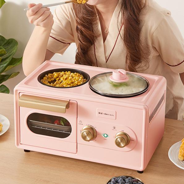 暖心暖胃的早餐机,一人食早餐神器