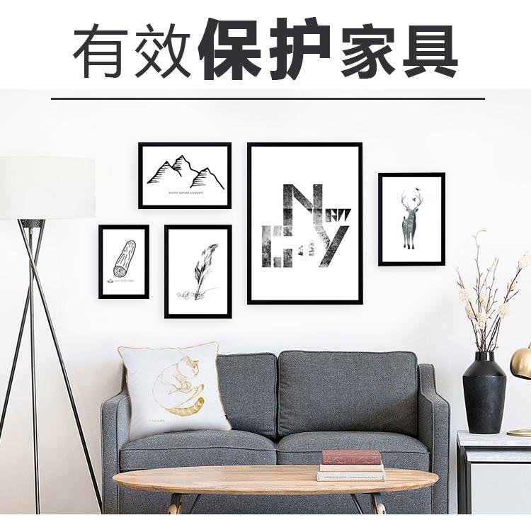家具防滑桌腳墊加厚地板保護墊片耐磨桌椅腳墊床沙發桌凳墊床腳墊
