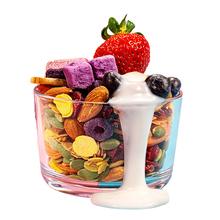 水果果粒奇亚籽谷物烘焙水果饱腹即食燕麦片