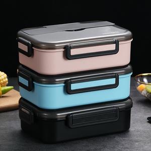 【奥德宜居】304不锈钢保温饭盒