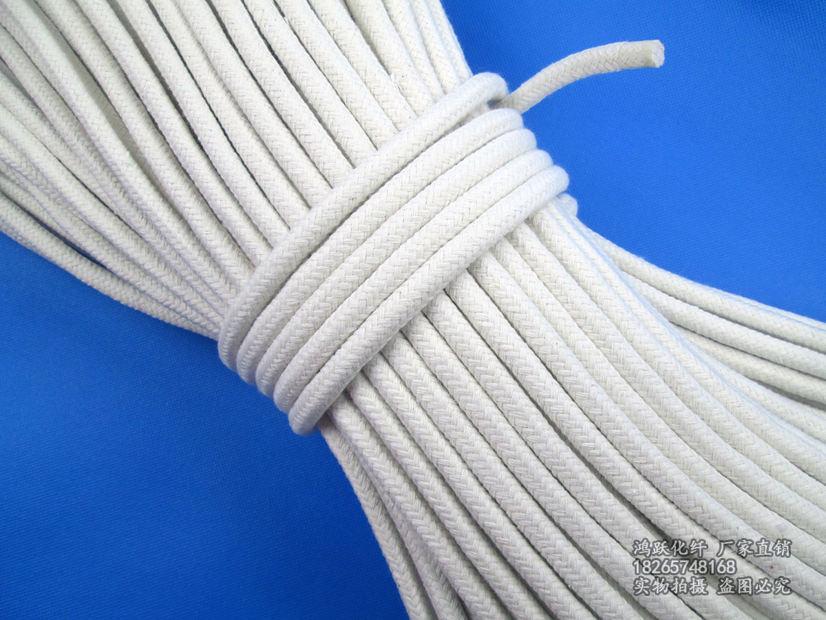 Diy Cotton Rope Cotton Woven Rope Flag Rope Cotton Rope Tied Rope