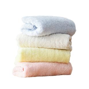 uchino/内野纯棉吸水毛巾男女儿童浴巾2条装