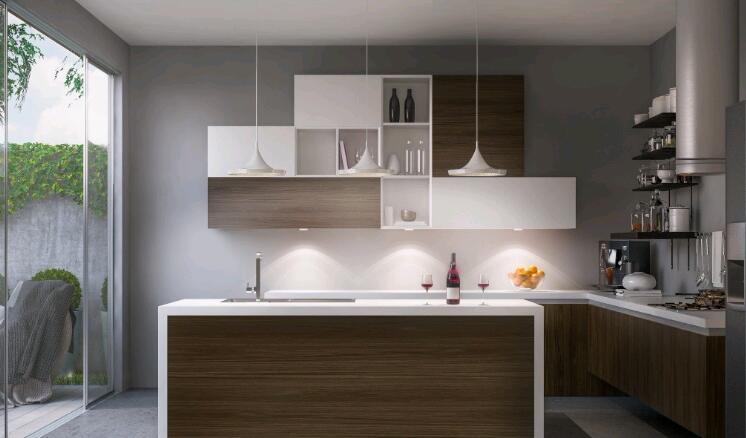 小户厨房空间优化,三个法则要用好