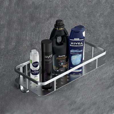 【可立欧】浴室厨房免打孔置物架