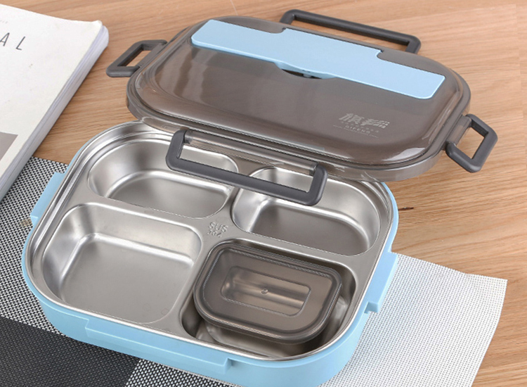 颜值实用并存的饭盒,让你爱上吃饭