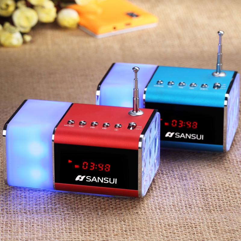 Мини-колонки Sansui E11s