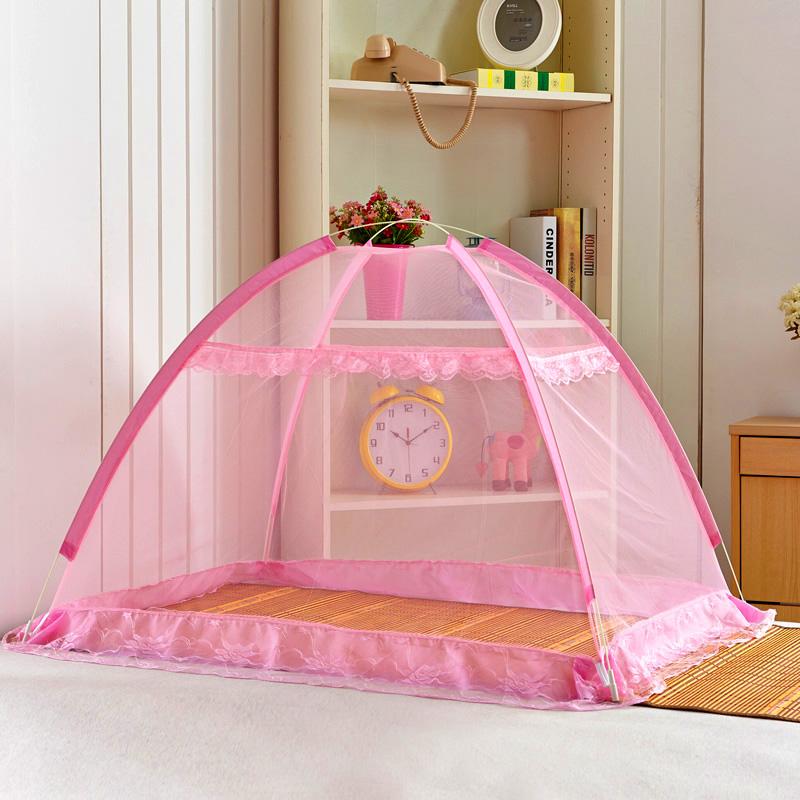 Ребенок сетка от комаров крышка ребенок сетка от комаров новорожденных ребенок bb кровать комар крышка бездонный юрта без установки складные