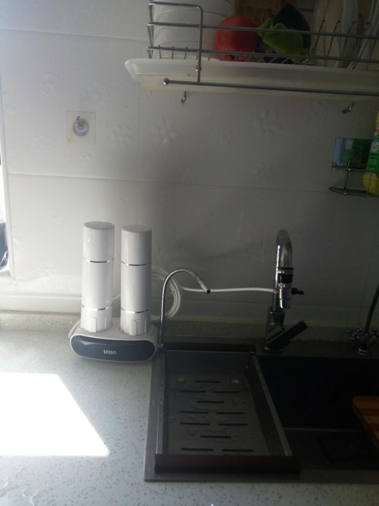 联塑水龙头净水器怎么样,入手使用联塑净水器优缺点评测分享!
