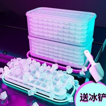 Форма хоккейная,  Творческий силиконовый формочка для льда система лед картридж крышка лед блок плесень система лед устройство лед палка мороженое плесень замораживать лед блок коробка, цена 110 руб