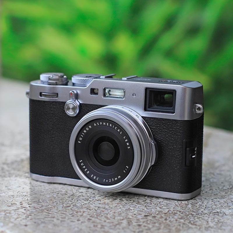 Máy ảnh kỹ thuật số Fujifilm Fuji X100f dung lượng lớn X100F retro rangefinder - Máy ảnh kĩ thuật số