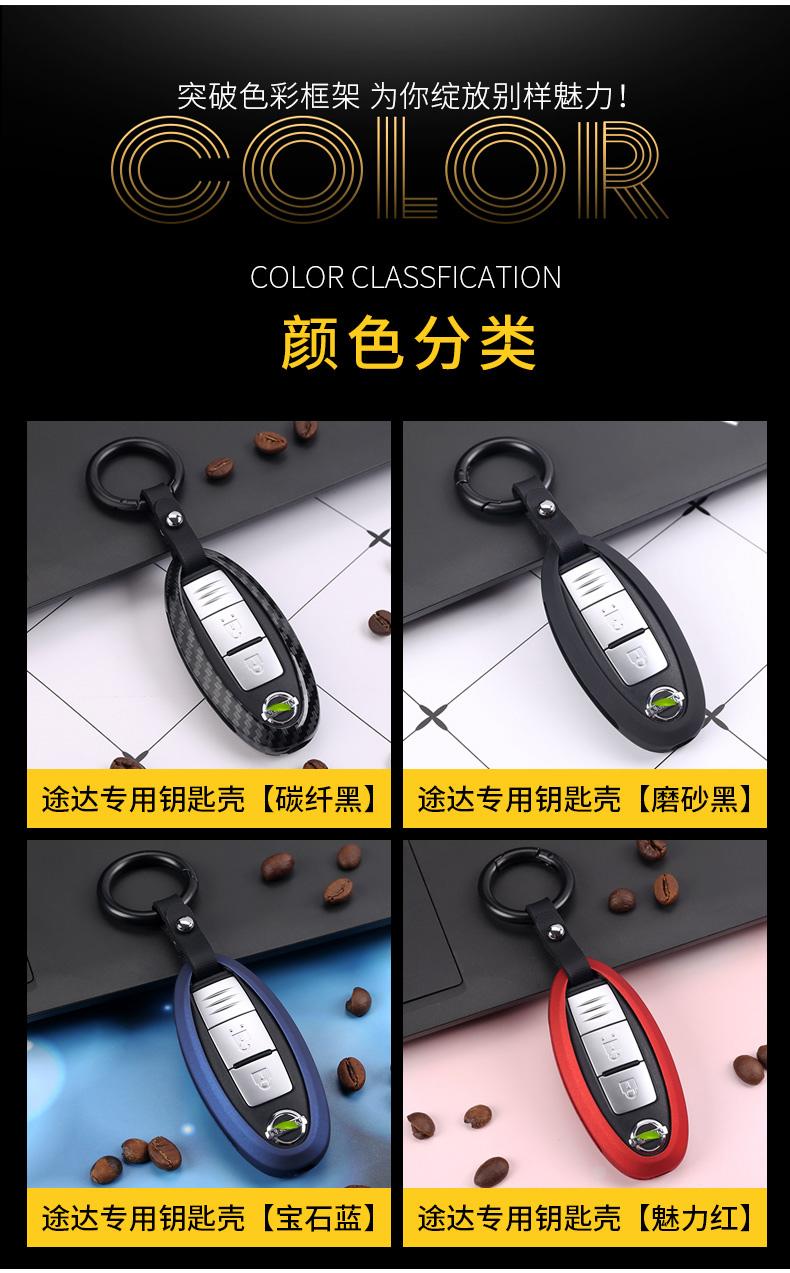 Ốp chìa khóa xe Nissan Terra 2018 - ảnh 12