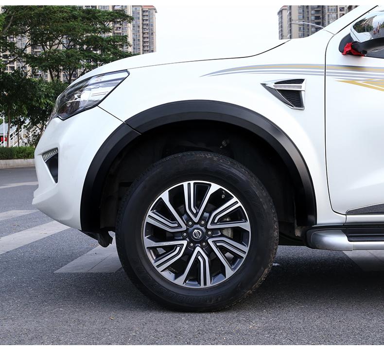 Viền cua lốp Nissan Terra 2018 - 2020 - ảnh 16