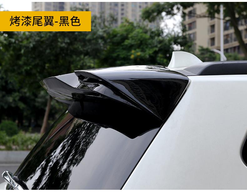 Đuôi gió xe Nissan Terra 2019 (mẫu 2 ) - ảnh 19