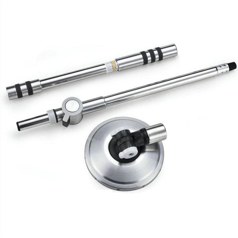 拓朴大卫赛帝思D3原装杆子拖盘加强杆不锈钢拖盘粗杆子不锈钢杆子