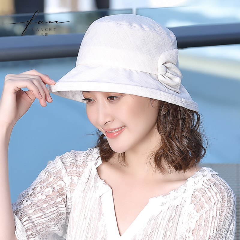 a495a6ec1e299 Hat female summer Korean tide sun hat travel cloth hat sun hat foldable anti -UV. Zoom · lightbox moreview · lightbox moreview ...
