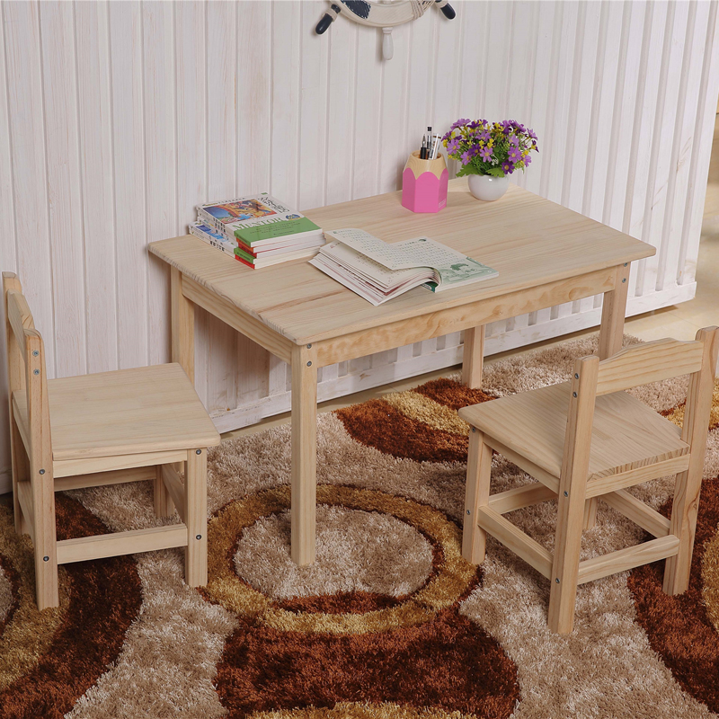 USD 39.14] Matsuba children\'s table and chair set baby writing desk ...