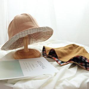 夏季韩版小清新百搭遮阳帽