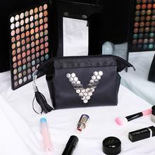 韩版大容量化妆包便携旅行收纳包