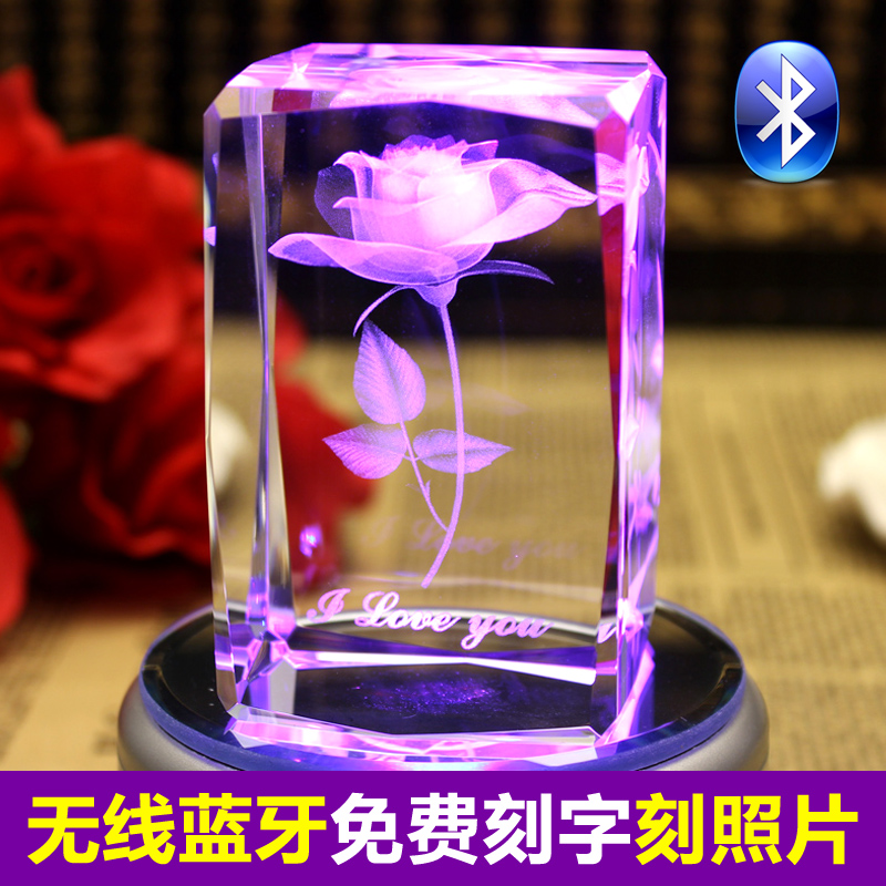 Male Give Girlfriend Creative Birthday Gift Girl Practical Special Romantic Couple Valentines Day Small