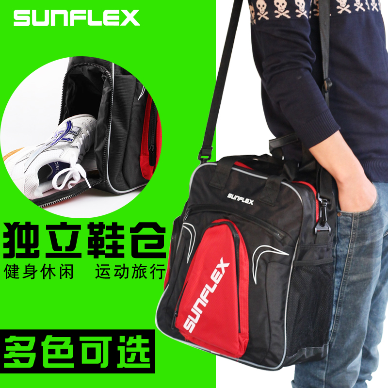 ... wholesale sunshine table tennis backpack table tennis sports bag travel  bag multi function coach bag shoulder ecbceae90f252