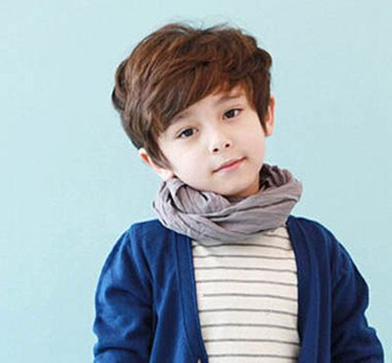 Usd 11 18 New Korean Version Of The Wig Set Boy Baby Short Curly