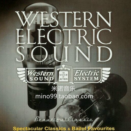 West electric 100 anniversary milestone series audiophile music CD annual  recommended classical fever 10CD set