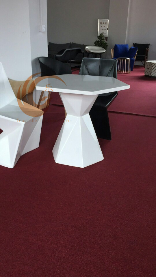 Мебель для дома Стеклопластик профильный полигон, журнальный столик краями открытый дом продажи современный творческий договориться на стойке регистрации