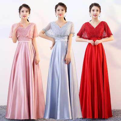evening dress prom gown bridesmaid wedding party dresses