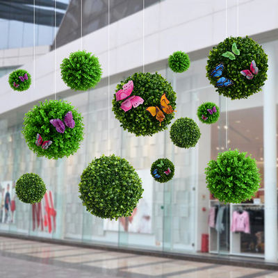 Milan Grass Ball Aerial Ornaments Kindergarten School Shop Mall
