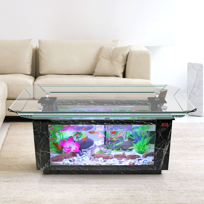 Opel Coffee Table Fish Tank Aquarium Ecological Living