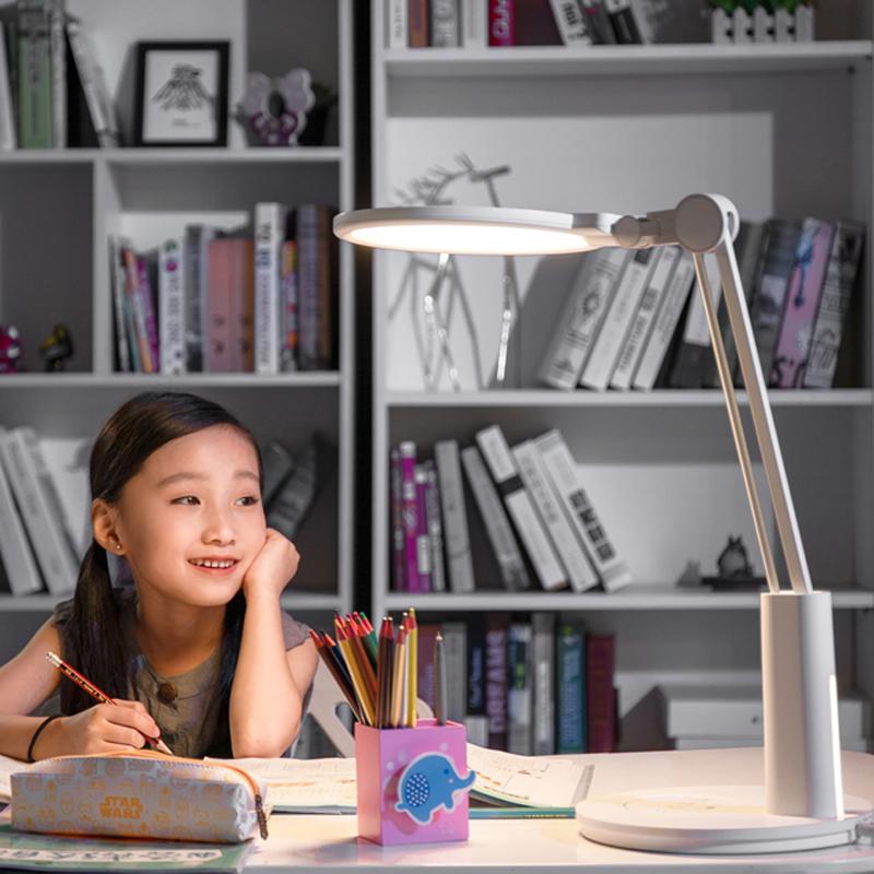 孩视宝护眼灯学生书桌台灯学习专用led儿童国AA级护眼台灯VL225(【孩视宝】儿童护眼全光谱台灯)