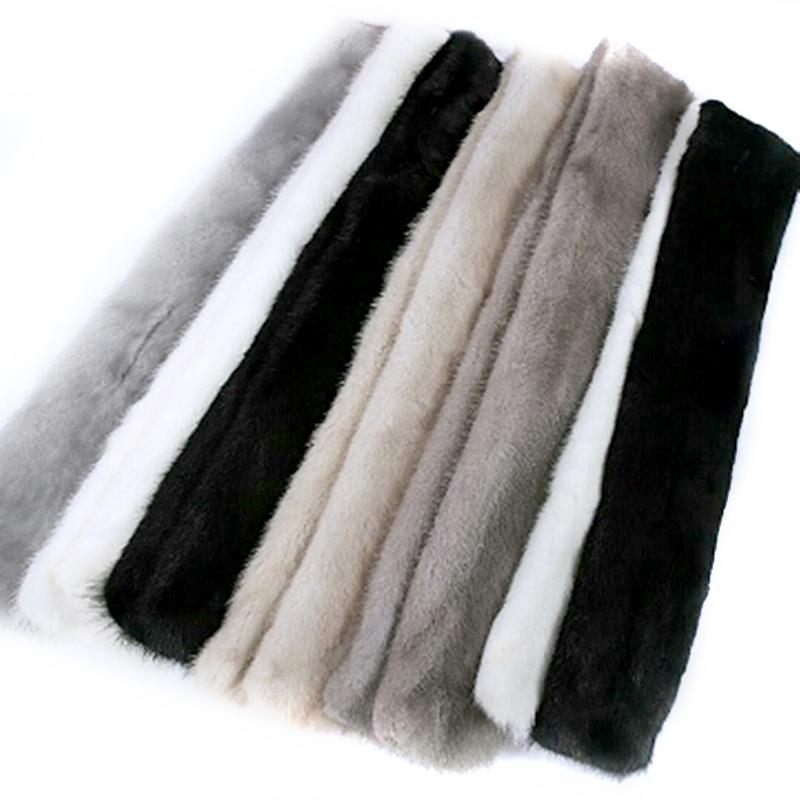 Импорт корейский норка кожа шарф женщина норка шаль дуплекс зима норки воротник кожа трава нагрудник милый окружать воротник 520358025811