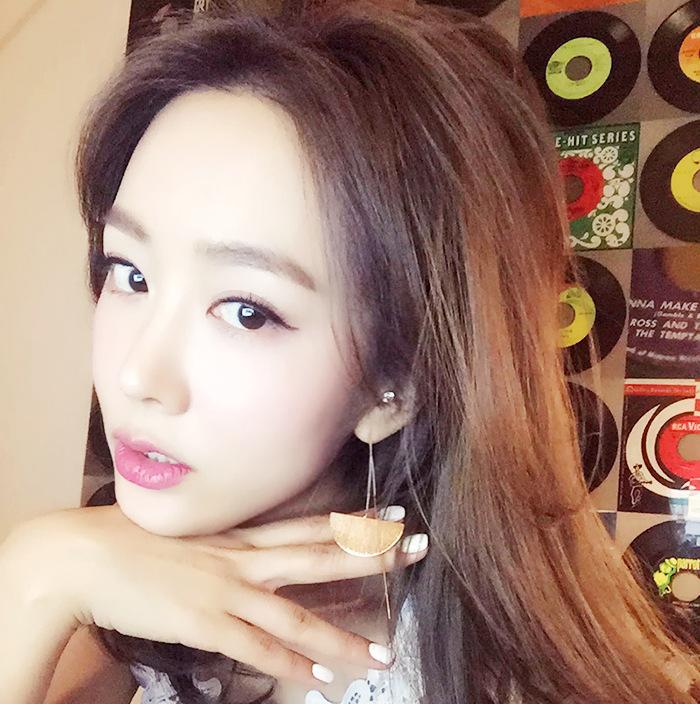 Boucles oreilles femme en Alliage / argent / plaqué or - Le Japon et la Corée du Sud - Ref 1114086 Image 22