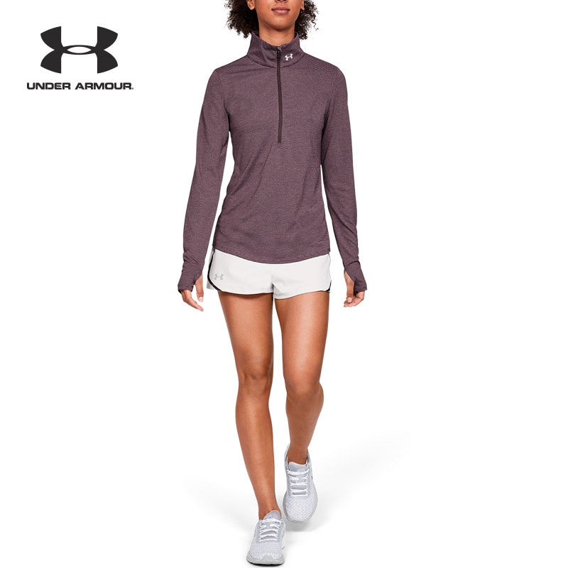7e3fdb056983 USD 133.13  Under Armour Andra UA women Threadborne running sports T ...